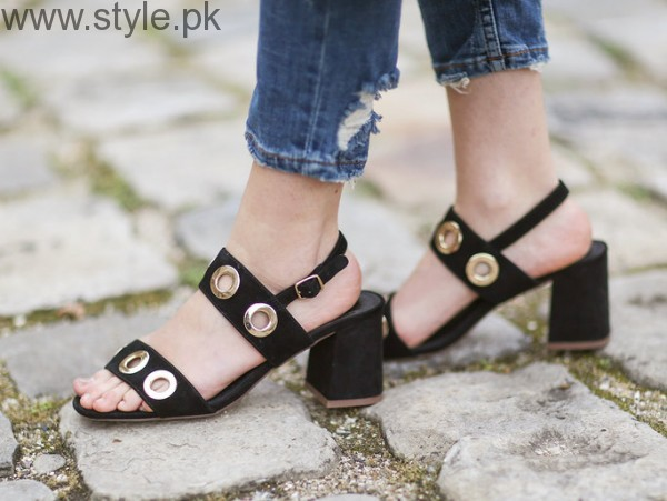 Latest Block Heel Sandals 2016 (10)