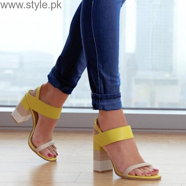 Latest Block Heel Sandals 2016 (18)