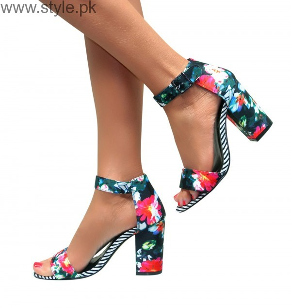 Latest Block Heel Sandals 2016 (2)