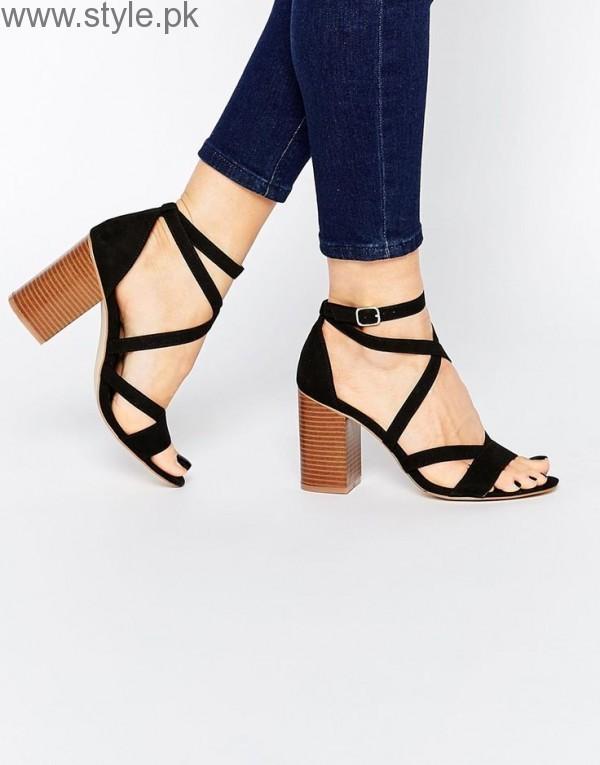 Latest Block Heel Sandals 2016 (6)