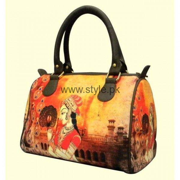 Latest Digital Print Handbags 2016 (7)