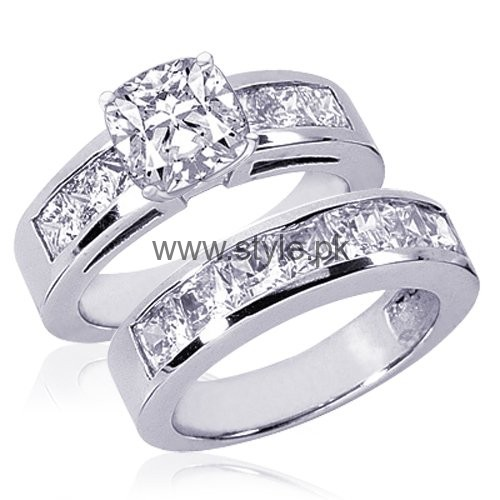 Latest Engagement Diamond Rings for Girls 2016 (15)