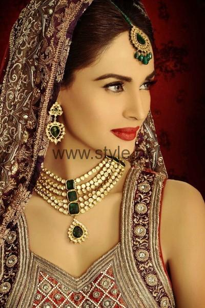 Latest Kundan Bridal Jewellery 2016 (14)