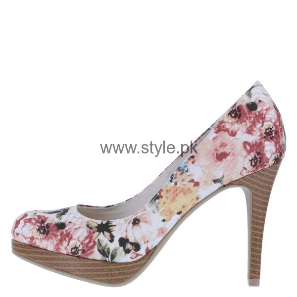 Latest Summers Floral Heels 2016 (13)