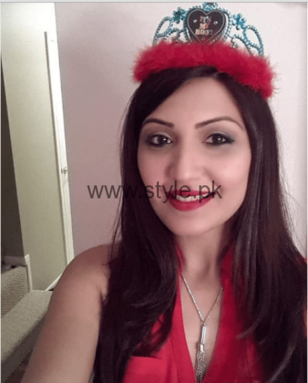 Maheen Rizvi Birthday 2016