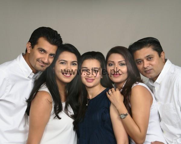Maheen Rizvi's family Pictures (4)