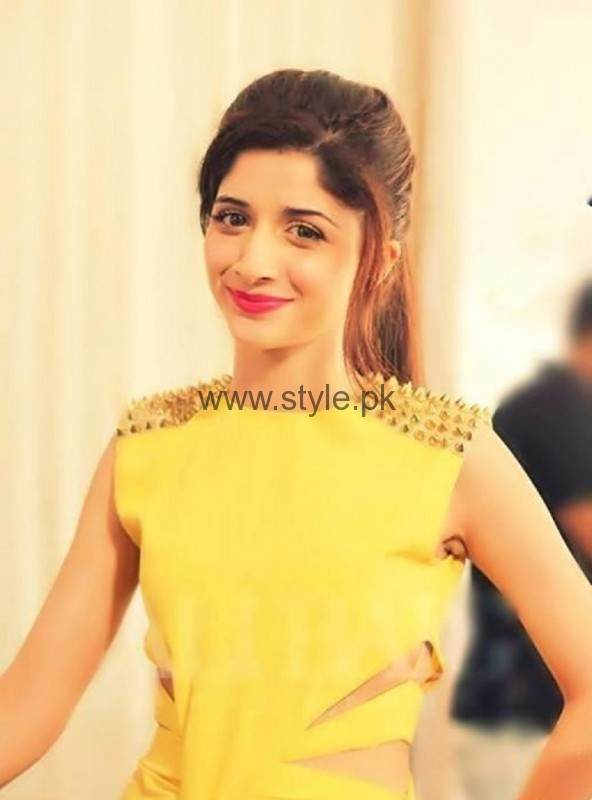 Makeup Ideas 2016 for Yellow dresses (4)