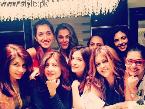 See Maria Wasti's birthday Celebrations