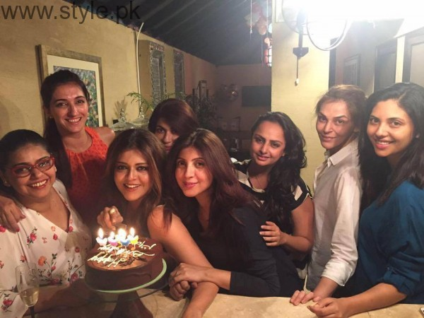 Maria Wasti's birthday Celebrations (2)