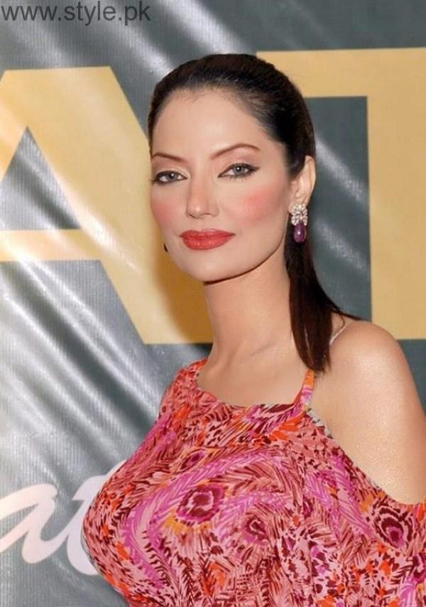 Natasha Hussain Face Surgery