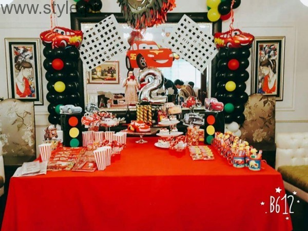Nida Yasir Son Balaj Birthday