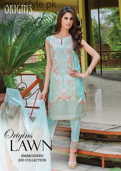 Origins Eid Ul Azha Dresses 2016 For Women