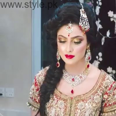 Pakistani Actresses in Braids (2)