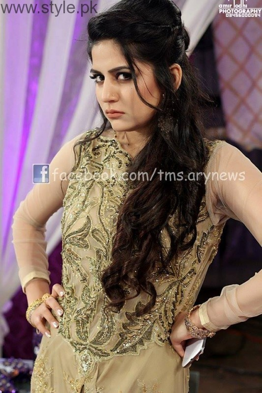 Pakistani Actresses in Braids (4)