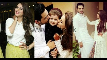 See Recent Pictures of Fatima Effendi and Kanwar Arsalan