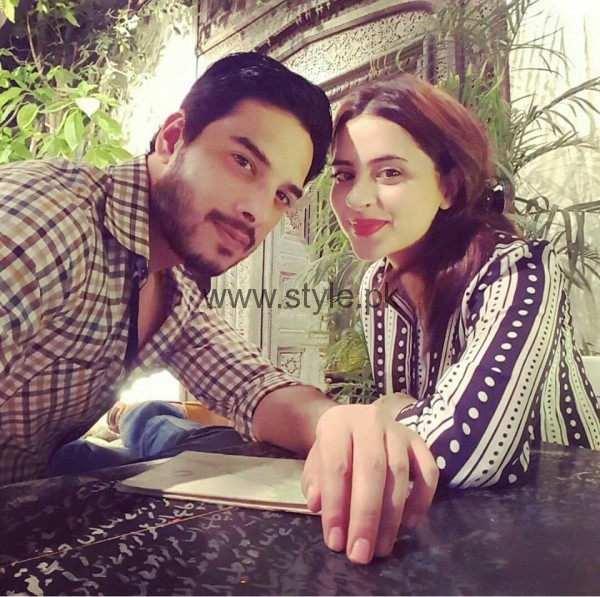 Recent Pictures of Fatima Effendi and Kanwar Arsalan (8)
