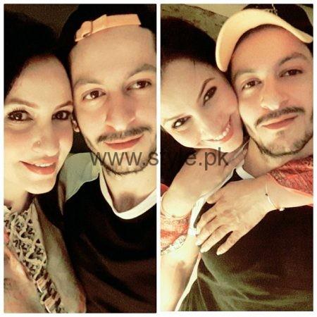 Saba Faisal Family