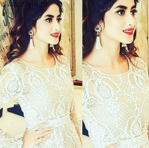 Sajal Ali Pretty Doll