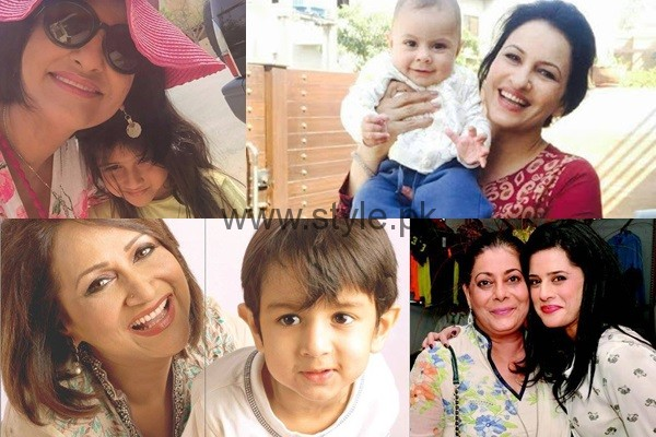 See Top 6 Actresses who are Grandmothers