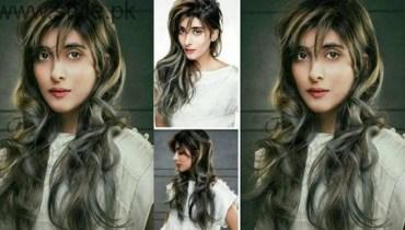Urwa New Hair Style