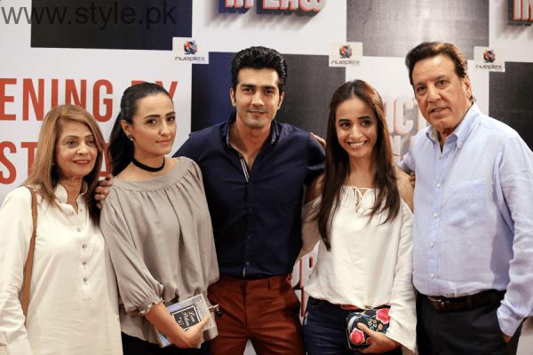 Celebrities at Screening of Actor in Law (1)