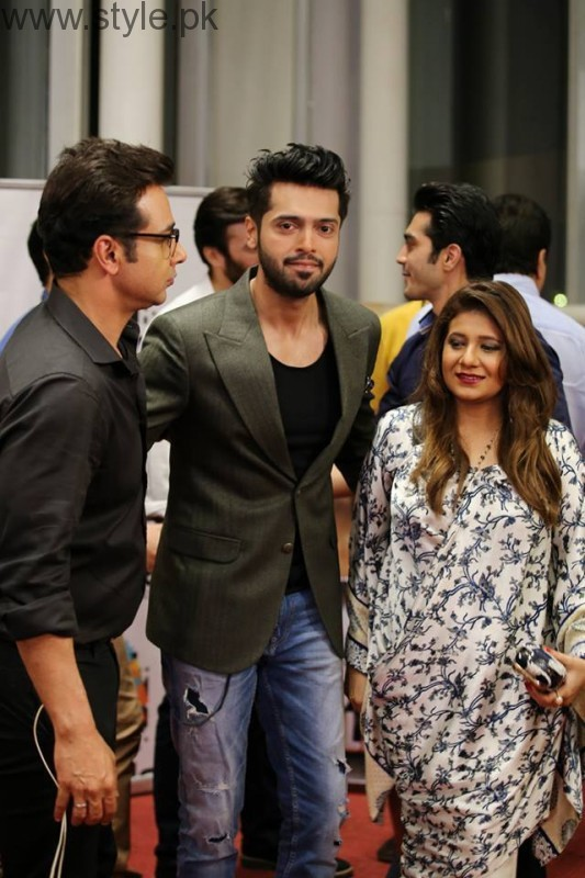 Celebrities at Screening of Actor in Law (2)