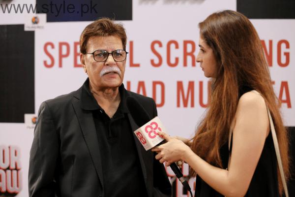Celebrities at Screening of Actor in Law (9)