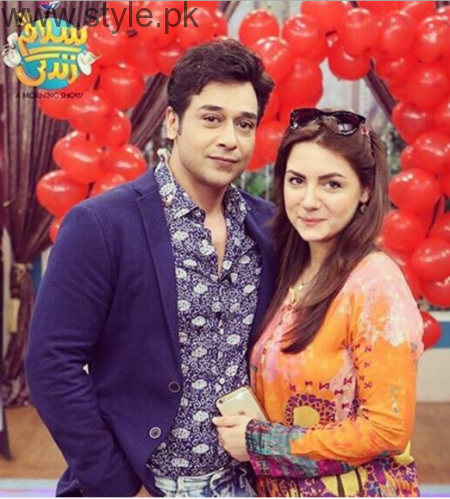 See Faisal Qureshi celebrated his 6th Anniversary