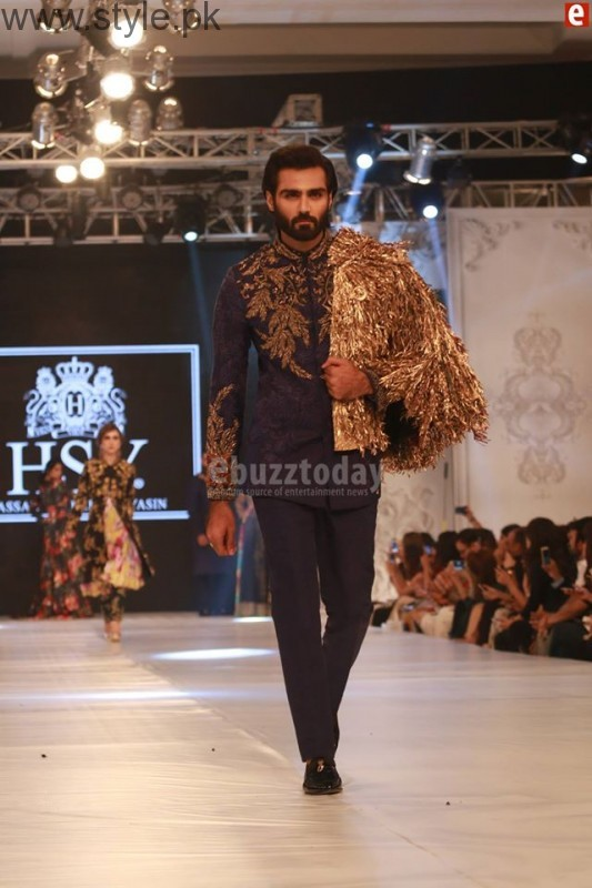 HSY at PFDC L'Oréal Paris Bridal Week 2016 Day 1 002 (8)