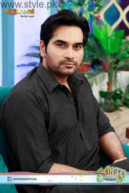 Humayun Saeed with his brothers (6)