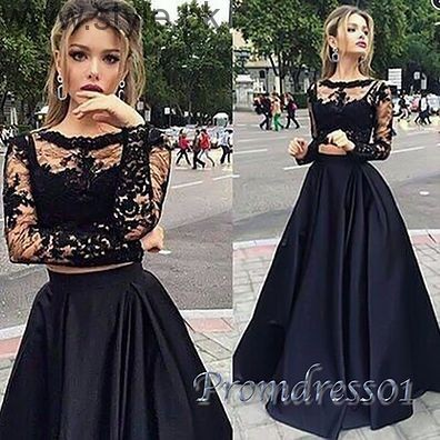 Latest Black Eid Dresses 2016 (11)