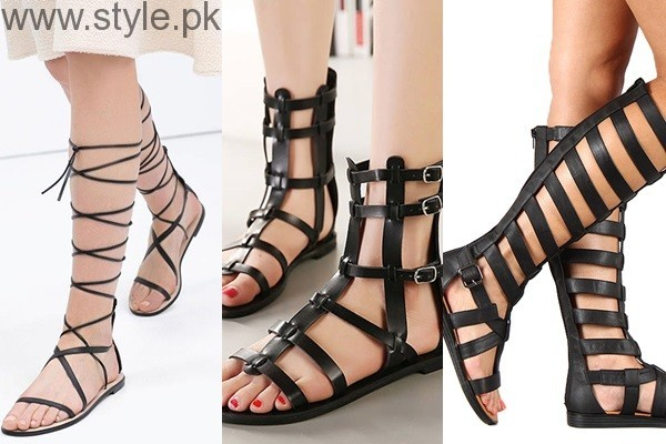 See Latest Gladiator Sandals 2016