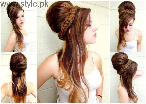 Latest Hairstyles for Eid 2016 (17)