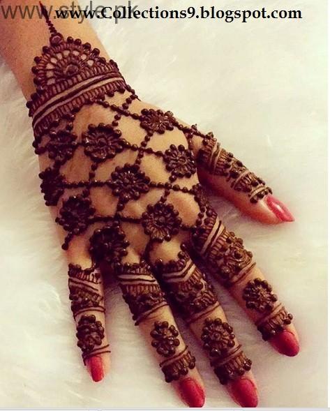 Latest Mehndi Designs for Eid-ul-Azha 2016 (23)