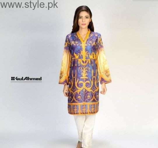 Latest Pakistani Eid Dresses 2016 (2)