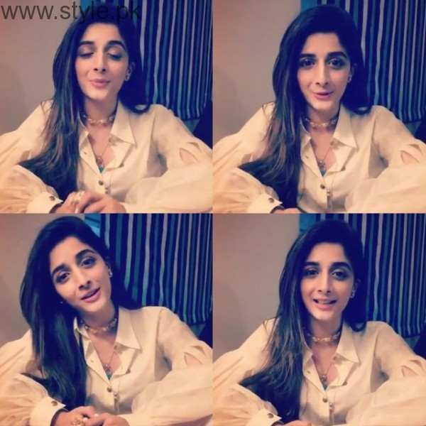 Mawra Hocane Stylish Photo