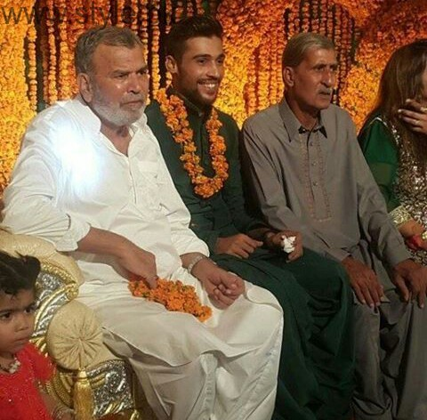 Mohammad Amir's Complete Wedding Pictures (24)