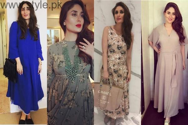 See Mommy To Be Kareena Kapoor's Breathtaking Looks
