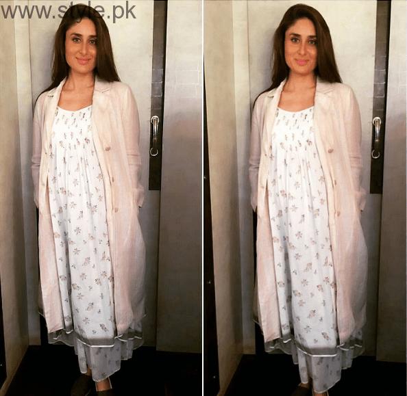 Mommy To Be Kareena Kapoor's Breathtaking Looks (4)