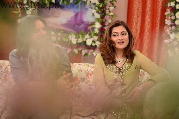 Nouman Javaid and Jana Malik's Mehndi Pictures (17)