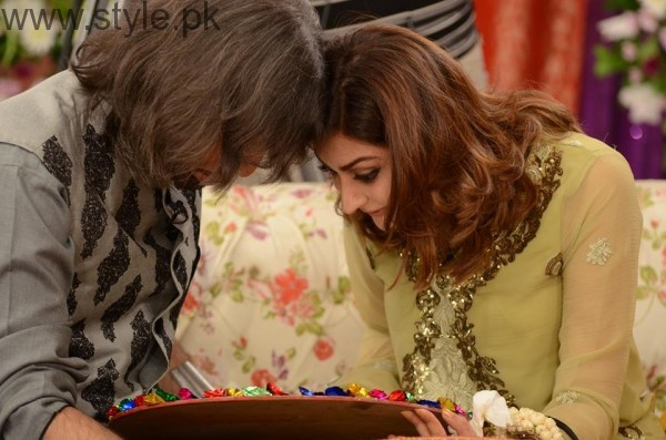 Nouman Javaid and Jana Malik's Mehndi Pictures (20)