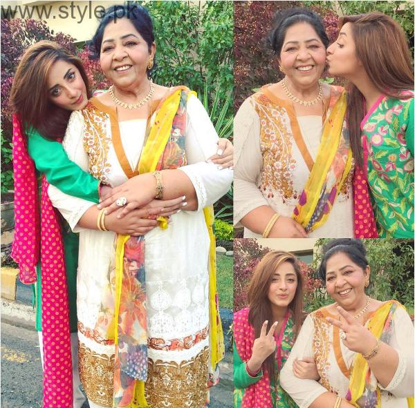 Pakistani Celebrities on Eid-ul-Azha 2016 Day 1 (10)