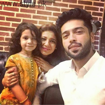 Pakistani Celebrities on Eid-ul-Azha 2016 Day 1 (11)