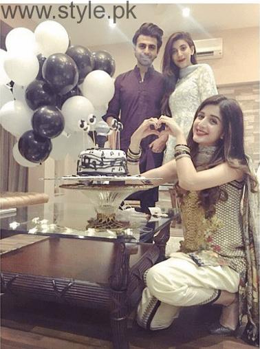 Pakistani Celebrities on Eid-ul-Azha 2016 Day 1 (15)