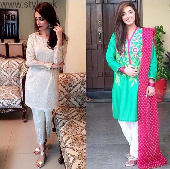 Pakistani Celebrities on Eid-ul-Azha 2016 Day 1 (8)