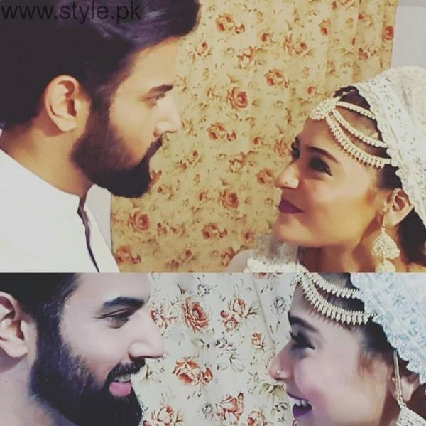 Recent Clicks of Indian Actress Sara Khan and Noor Hassan (10)