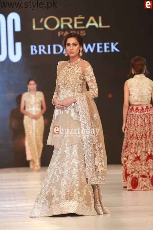 SairaShakira at PFDC L'Oreal Paris Bridal Week 2016 Day 1 (6)
