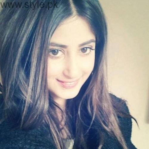 Sajal Ali Pakistani Actress
