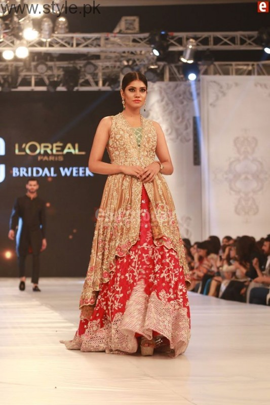 Sania Maskatia at PFDC L'Oreal Paris Bridal Week 2016 Day 1 (6)