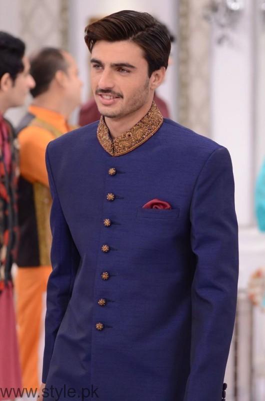 Arshad Khan Looking Awesome in Sherwani